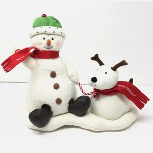 Hallmark Jingle Pals 2004 Animated Christmas Plush